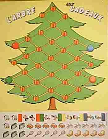 L'arbre à cadeaux