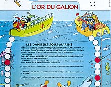 L'or du Galion