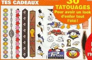 30 Tatouages