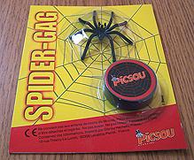 LA Spider-Gag