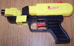 Pistolet Aqualaser