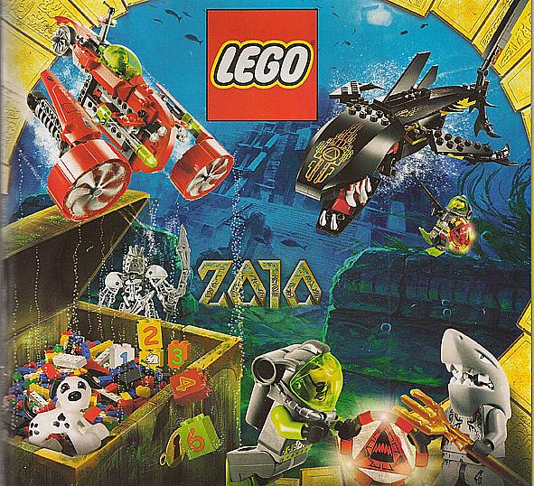 LEGO - Catalogs lego / Каталоги лего