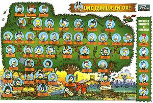 POSTER FAMILLE DE PICSOU