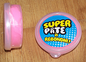 SUPER PÂTE REBONDISSANTE